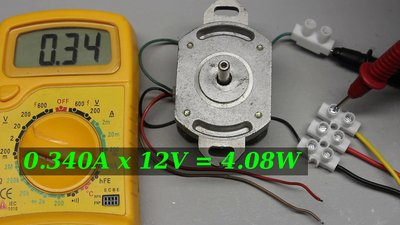 V-Plotter stepper motor